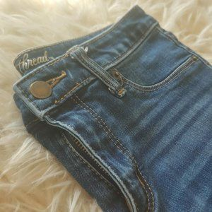 Classic Casual Deep Blue Jeans Size 2/26S